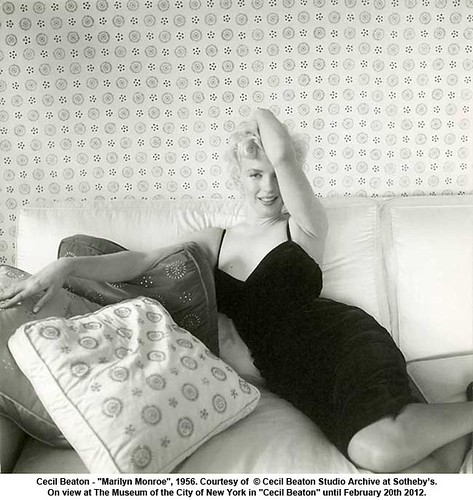 "Cecil Beaton - ""Marilyn Monroe"", 1956 by artimageslibrary"