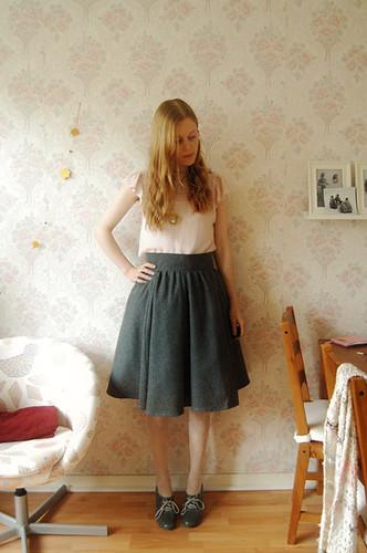 A skirt I made