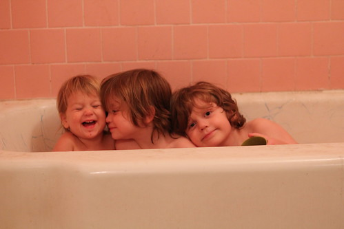 Three little monkeys {finley, silas, samuel)