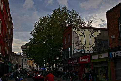 DFace (UK), Liffey St, D1