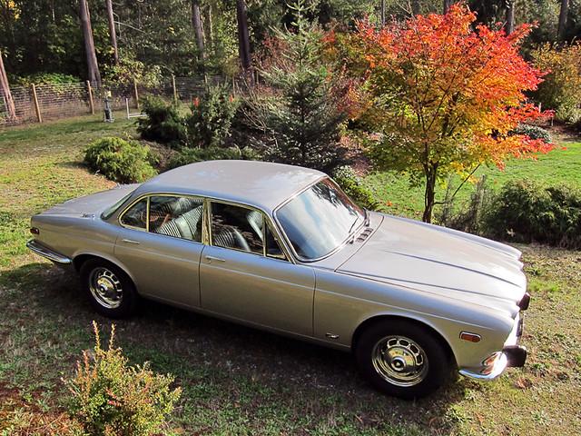 1973 Jaguar XJ6 Series 1