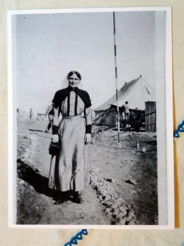 Matron Grace Wilson, No 3 Australian General Hospital