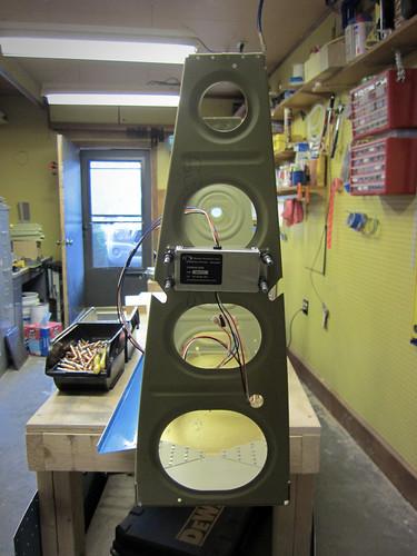 Pitot Heater Control Box Location