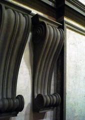 Michelangelo, Laurentian Vestibule Brackets