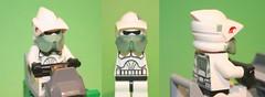 Season 4 ARF (Commdr_Neyo ☮) Tags: trooper work season four star lego cut 4 helmet progress wip off arf driver wars clone rt advanced clonewars recon