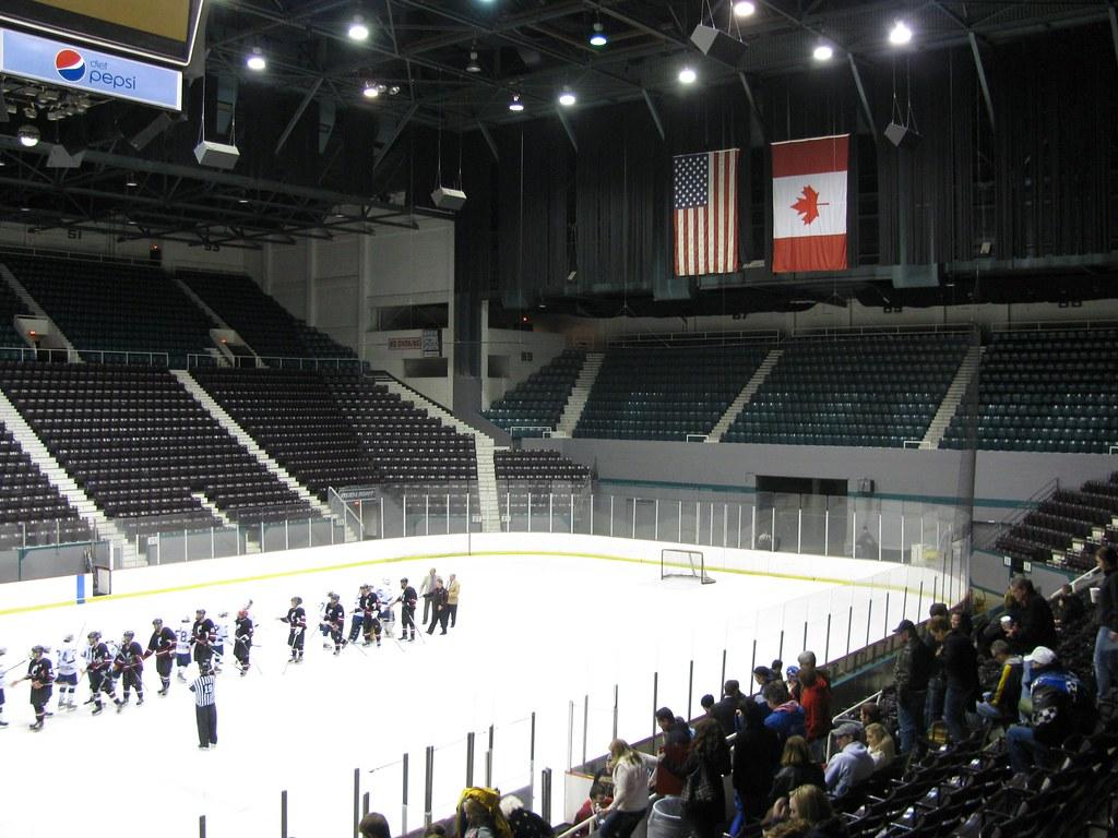 San Jose Honda >> Hockey - Ballparks, Stadiums & Arenas... Oh My!