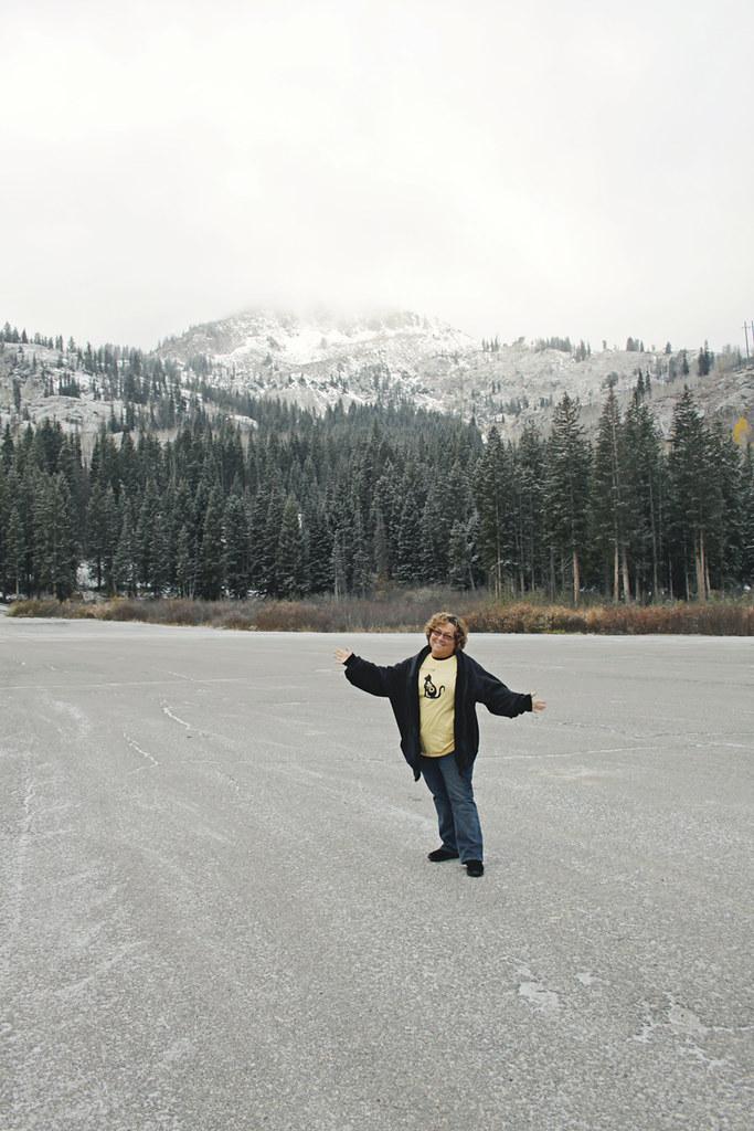 Salt Lake City snow 2