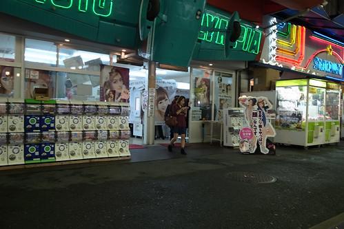 京都をめぐる冒険 新京極