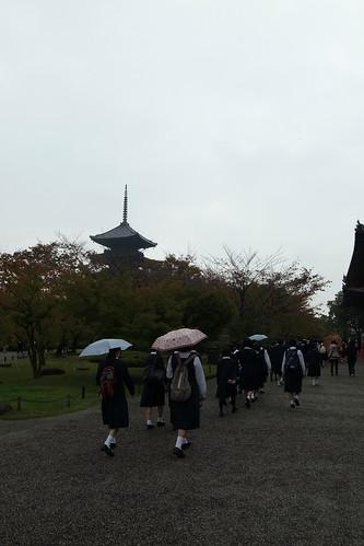 京都をめぐる冒険 東寺