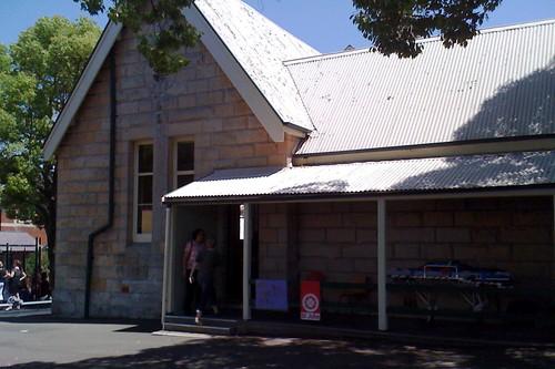 Kinder building, 2011