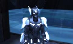 manga moment (lawrence celestalis) Tags: robot manga artificial intelligence secondlife scifi sciencefiction cyborg ai cyberpunk technopunk hangarsliquides lawrencecelestalis