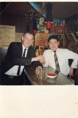 福生グラフィティ #2 若菜 貞雄 (ピート) 神戸ステーキハウス