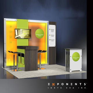 Modular Trade Show Booth Display