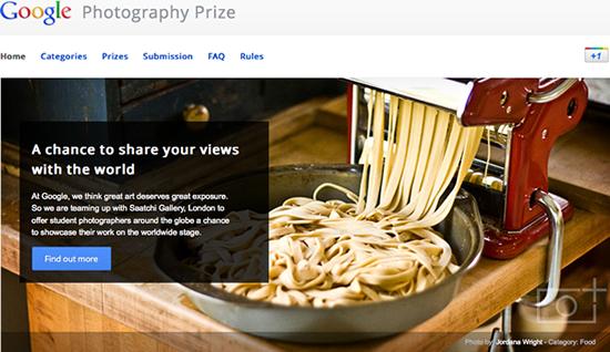 Captura promocional web concurso de Google (imagen J. Wright)