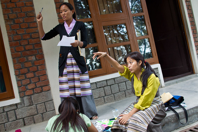 Tibetan Women's Advanced Leadership Training; Advancing high level women leadership and promoting women representation in the Tibetan community, 2010