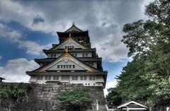 Osaka Castle_4478849374_l (psvldemo) Tags: sprengben wwwflickrcomphotossprengben