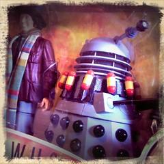 Bomb Dalek (R D L) Tags: set tom baker who 4th adventure doctor dalek bomb