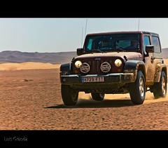 RaidAventura4x4 (L. Granda) Tags: africa trip travel viaje sahara car ruta canon desert jeep offroad 4x4 4wd adventure route morocco coche maroc desierto marruecos aventura wrangler 5dii raidaventura4x4