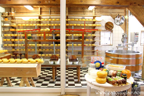 Cheese Farm, Zaanse Schans Windmill Village