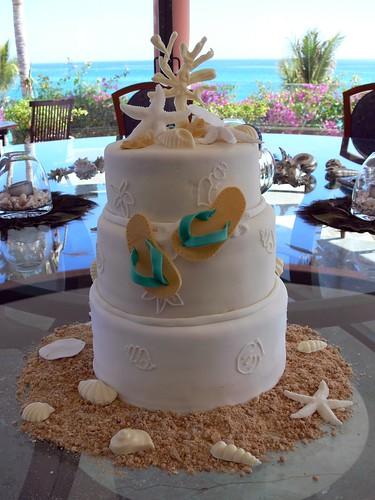 Pauline´s Wedding Cake