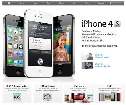 iPhone 4S & Siri on PenangHokkien.com