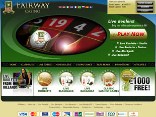 Fairway Casino Home
