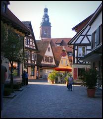 Haslach (annelies_visser) Tags: street germany deutschland strasse schwarzwald centrum duitsland haslach zwartewoud straatje kinzigtal