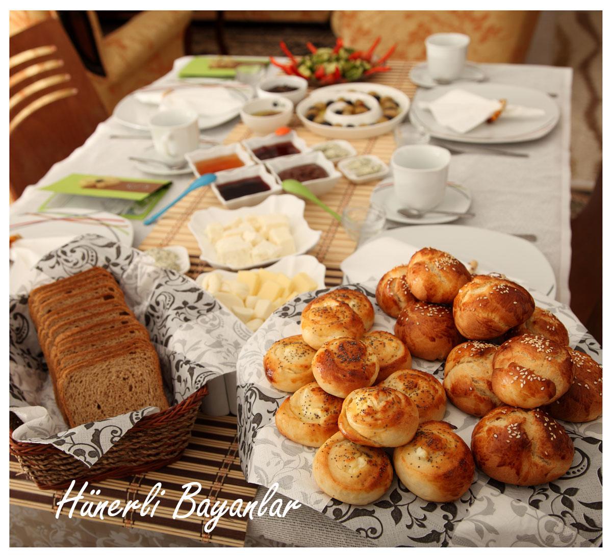 Gizem'in Kahvaltı Sofrası-2