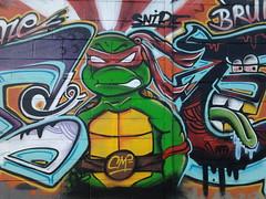 Rafael TMNT (jaroh) Tags: graffiti utah saltlakecity slc