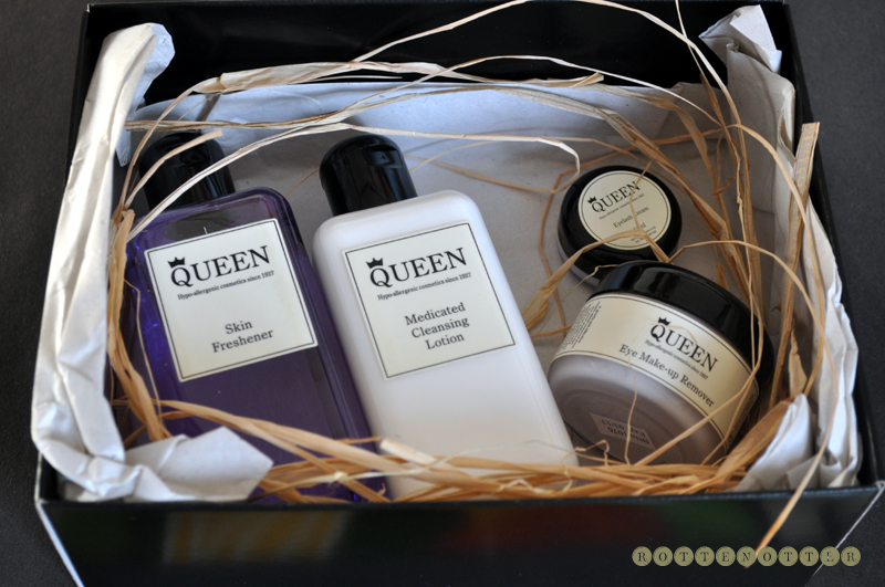 queen cosmetics sensitive skin care gift set christmas ideas 05