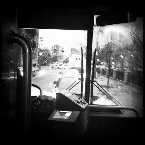 #8 bus