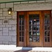 Front Door, John D. Sargent House, 1919