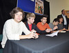 Harry Styles, Niall Horan, Zayn Malik, Liam Payne and Louis Tomlinson One Direction attend a signing for their new album 'Up All night' at Tesco Extra Maynooth in Kildare Kildare, Ireland