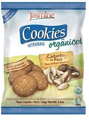 Cookies Integrais de Castanha do Par Organico Jasmine 200g (josevitatapety_stingl) Tags: amaznia sade devastao amap castanhadopar castanheiros riquezadestruda riquezavegetalfontedeenergia