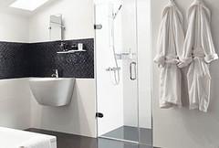 Roman Ltd (KBBNewsPics) Tags: bathrooms taps baths showers sinks basins sleepevent sleepevent2011