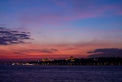 Istanbul 2011 (zahn-i) Tags: city night turkey cloudy istanbul trkei bosphorus 2011 bospherus