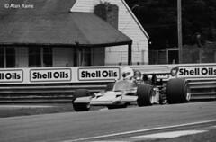 Willie Green, F1 Lotus 72 (Alansart) Tags: oultonpark williegreen f1lotus72
