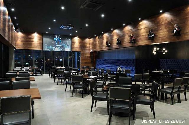 韓國 CW Restaurant 私人玩具收藏館
