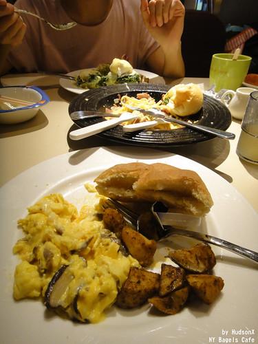 豐盛的早午餐