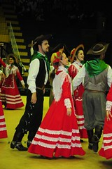 ROS_0679 (roseanebarbianfotografia) Tags: rs domingo ctg ijui vestidovermelho dançatradicional enart roseanebarbian campodosbugres rendasbrancas 13ºgrupo ijuicom