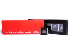 Box of Personalised Chocolate for Staff Rewards