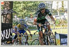 Yorben van Tichelt @ Kalmthout 2011 1 049 (Danny ZELCK) Tags: belgium cyclocross kalmthout 2011 bosduin kalmthout20111 industrieprijs