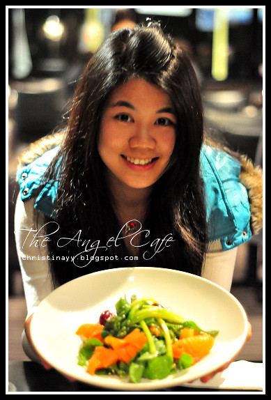 The Angel Cafe: Asparagus Salad