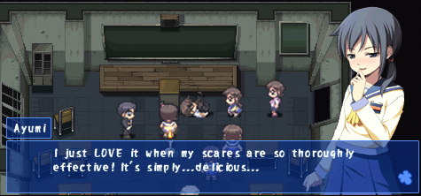 Corpse Party for PSP