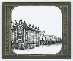 Aqueduct City of Mexico