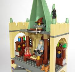 Hogwarts Castle - Dumbledore's Office [Interior]