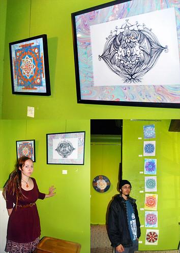 Mandala & Yantra show
