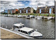 Riverfront Living ~ Wishful Thinking (Theresa*) Tags: water river boat oneofakind indiana riverfront naturesbest michigancity wateroceanslakesriverscreeks flickrnature the4elements natureandlandscapes scenicoutdoors screamofthephotographer keleka656 nikond7000 adayinthelifeofours