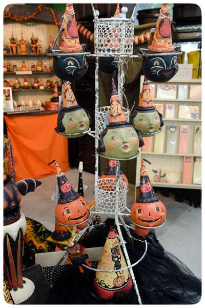 Halloween-heads