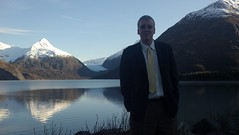 Justin in Alaska